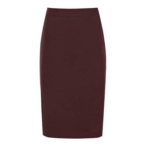 Reiss Berry Atlee Tailored Skirt