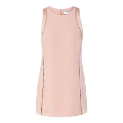 Reiss Pink Olive Top