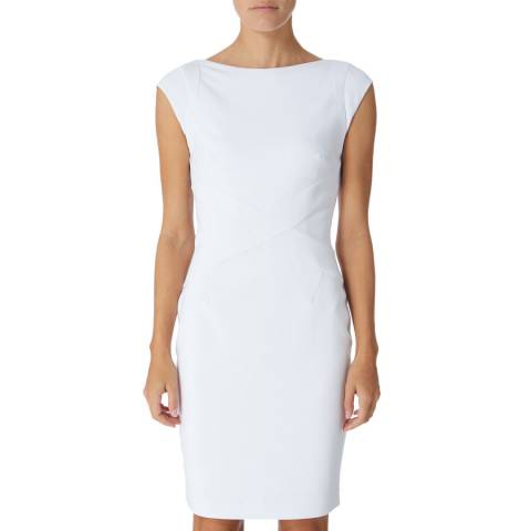 Reiss White Agnew Day Dress