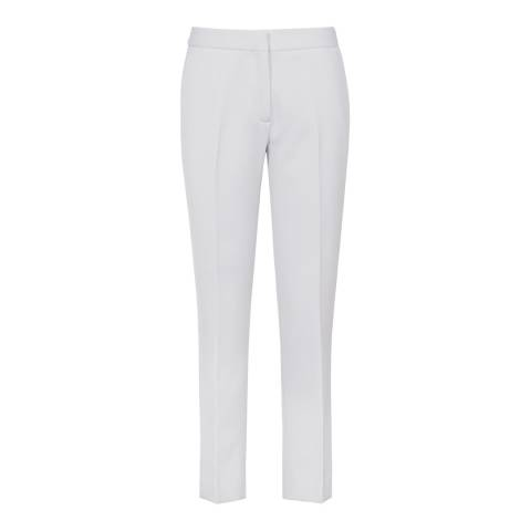 Reiss Grey Hadyn Tailored Trousers