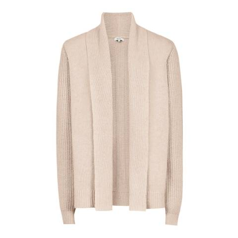 Reiss Blush Michelle Cardigan