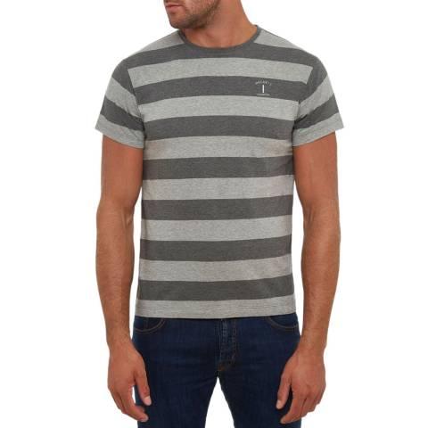 Hackett London Multi Stripe Classic T-Shirt