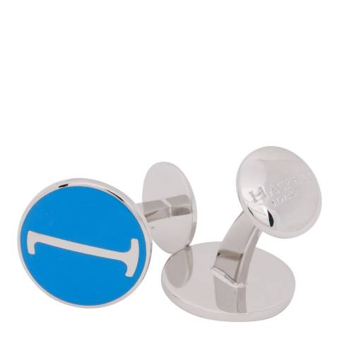 Hackett London Blue Polo One Cufflinks