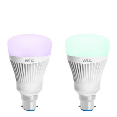 Nordlux WiZ Smart Led Bulb B22 Pack of 2