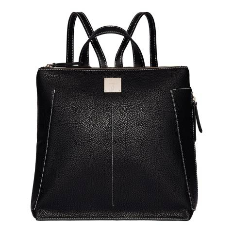 Fiorelli Black Stitch Finley Backpack
