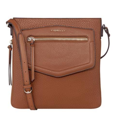 Fiorelli Chestnut Faith Crossbody Bag