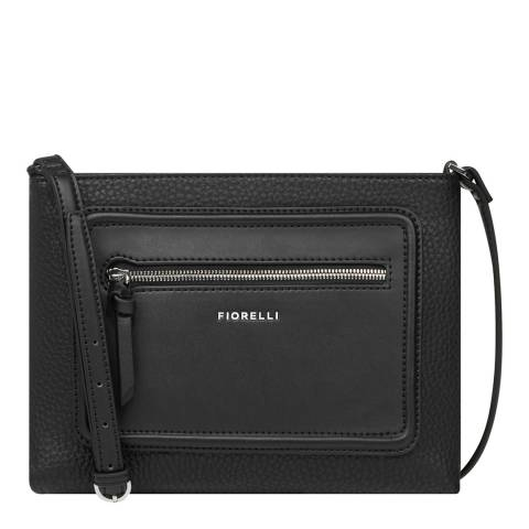 Fiorelli Black Bella Crossbody Bag