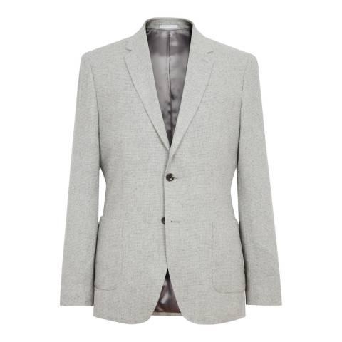 Reiss Grey Sodium Modern Suit Jacket