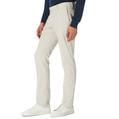 Reiss Ice Grey Sondrio Chinos