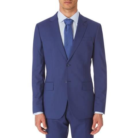 Reiss Navy George Slim Suit Jacket