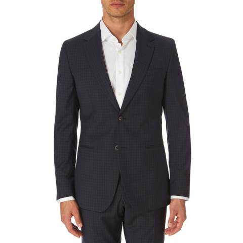 Reiss Navy Raid Modern Suit Jacket