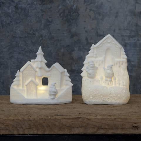 Christmas Magic Figurine Winter