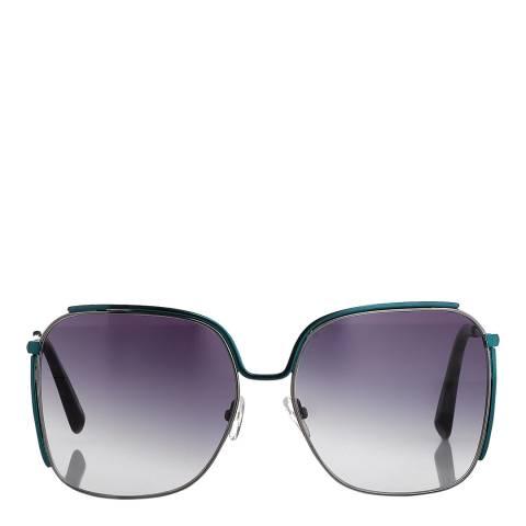 Mathew Williamson Gun Jackie O Oversized Sunglasses