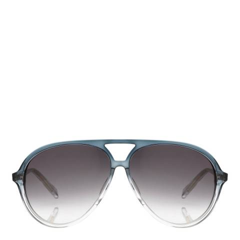 Mathew Williamson Ocean Gradient Aviator Sunglasses