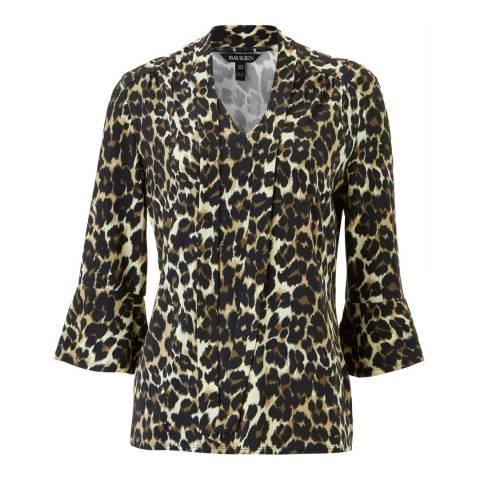 Baukjen Leopard Print Abigail Top