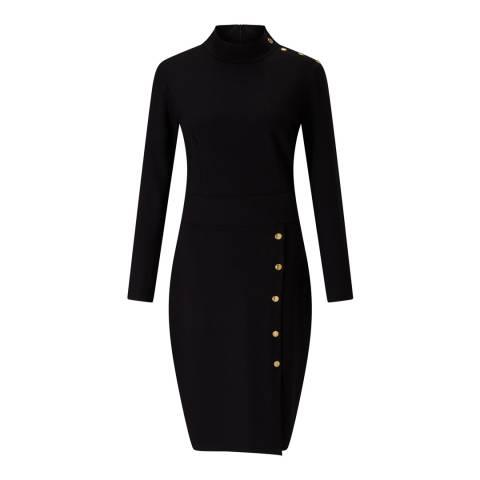 Baukjen Caviar Black Agatha Dress