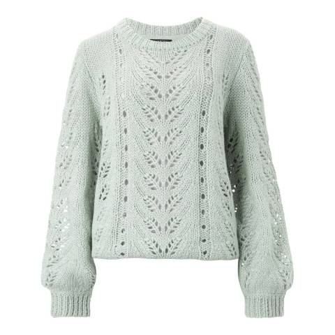 Baukjen Pale Mint Christy Jumper