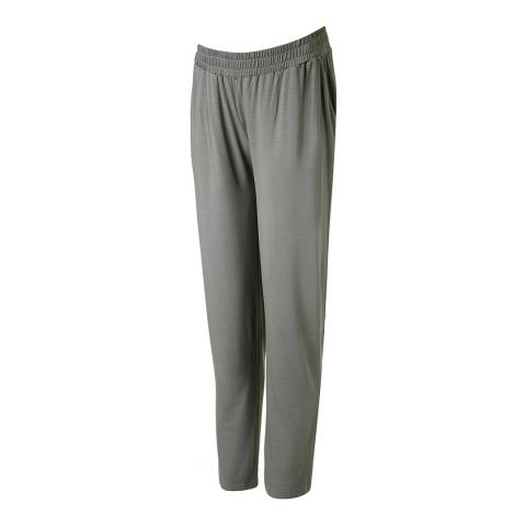 Isabella Oliver Slate Grey Emma Maternity Pants