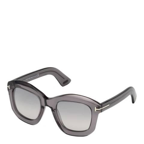 Tom Ford Women's Grey Tom Ford Sunglasses 50mm