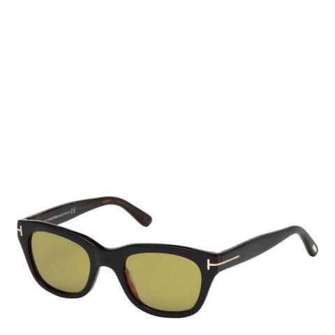 Tom Ford Men's Black Tom Ford Sunglasses 50mm