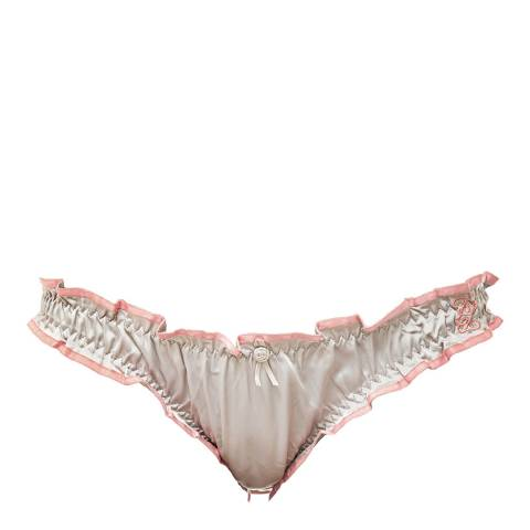 Tallulah Love Coral Lily Brief