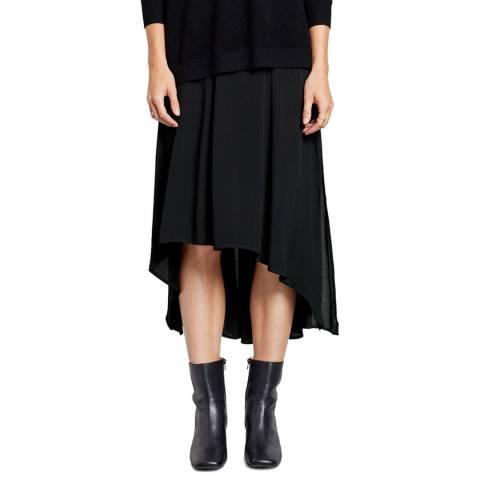 hush Black Andie Hitch Skirt