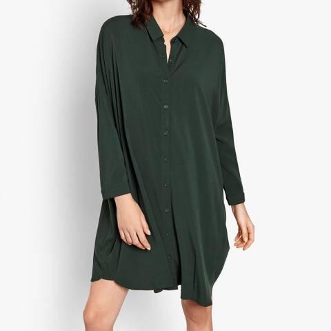 hush Green L/S Bloomsbury Dress