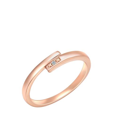 Tess Diamonds Rose Gold Diamond Ring