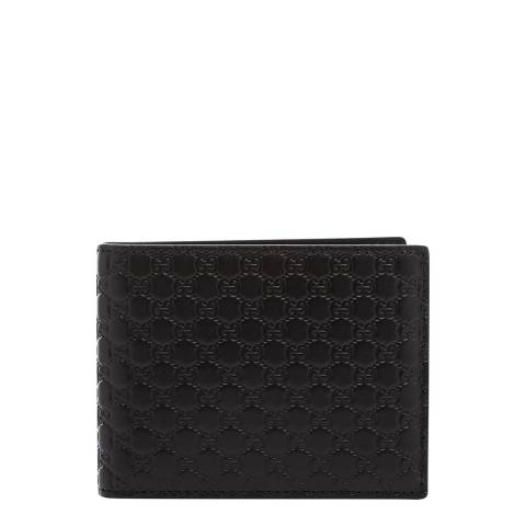 Gucci Men's Gucci Signature Leather Wallet