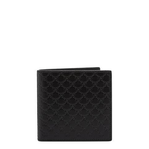 Gucci Men's Gucci Micro Guccissima Wallet
