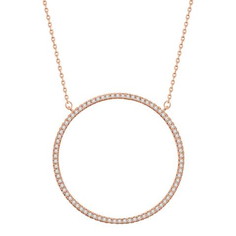 Runway Rose Gold Necklace