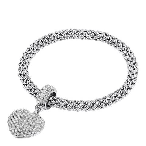 Tassioni Silver Plated Bracelet
