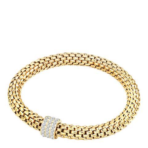 Runway Yellow Gold Plating Bracelet