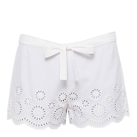 Cyberjammies Ella Woven Embroidered Short