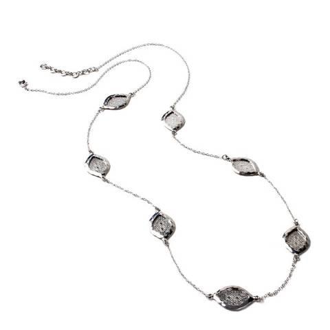 Amrita Singh Silver A Silver-Tone Brass Long Necklace