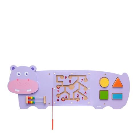 Viga Toys Hippo Wall Toy
