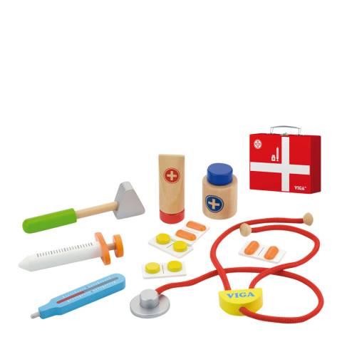 Viga Toys 11 Piece Medical Kit