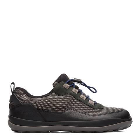 Camper Black & Grey Peu Pista Sneaker
