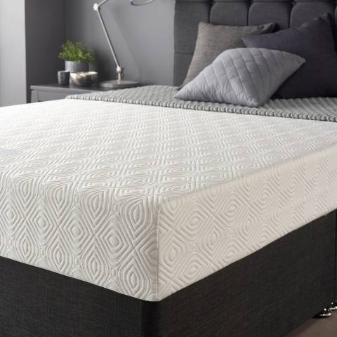 Catherine Lansfield Ortho Relief Mattress - (4ft6) Double