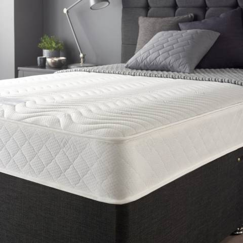 Catherine Lansfield Hybrid Comfort Mattress Single
