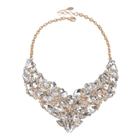 Amrita Singh Gold Iman Bib Necklace