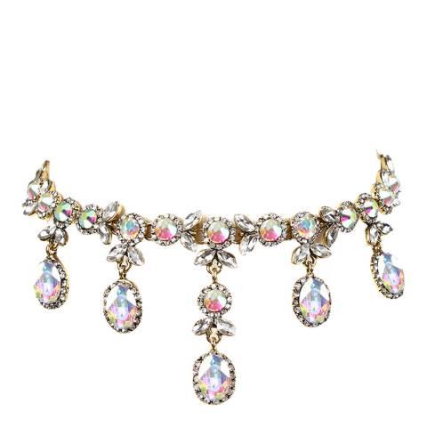 Amrita Singh Gold Sicilia Choker Necklace