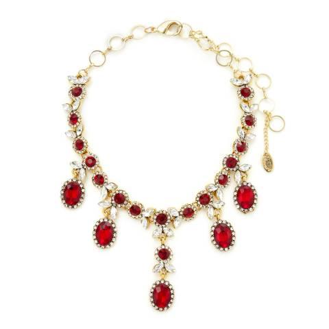 Amrita Singh Ruby Sicilia Choker Necklace