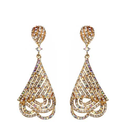 Amrita Singh Gold Jean Georges Earrings