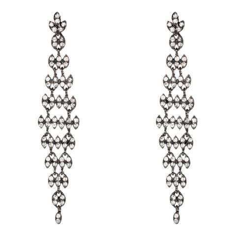 Amrita Singh Gunmetal Estelle Earrings