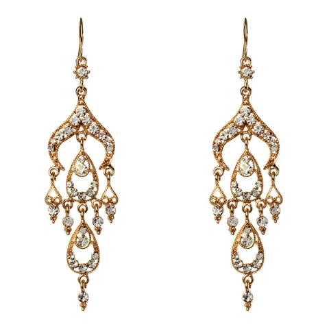 Amrita Singh Gold Bella Crystal Earrings