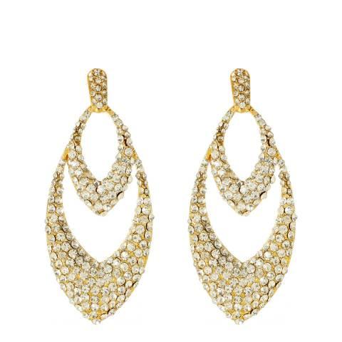Amrita Singh Gold Lesley Earrings