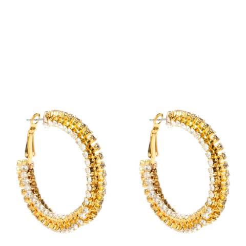 Amrita Singh Gold Jennifer Earrings
