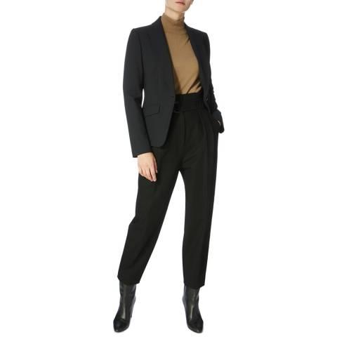 Karen Millen Black Investment Jacket