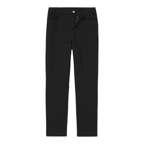 Crew Clothing Black Audrey Trouser